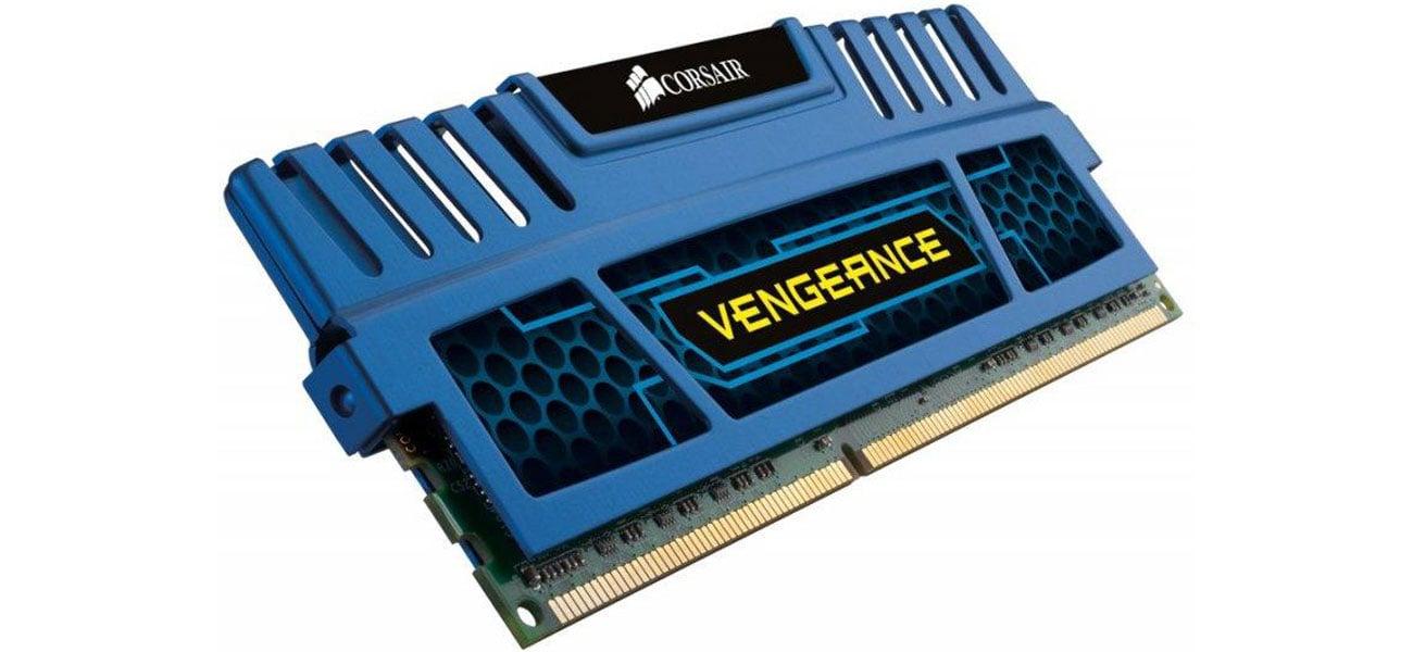 Corsair 4GB 1600MHz Vengeance Blue CL9 wydajność