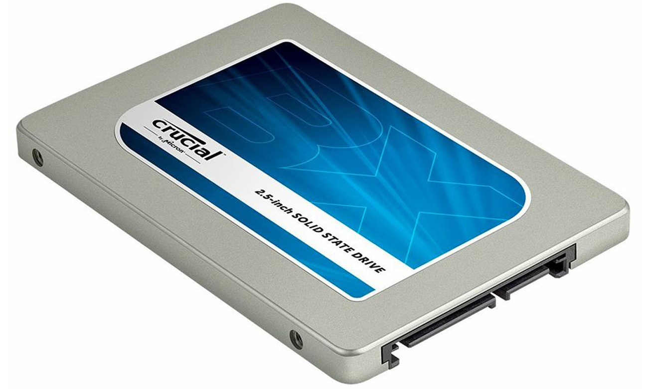 Dysk SSD Crucial 120GB BX100 7mm Nawet 13x szybszy