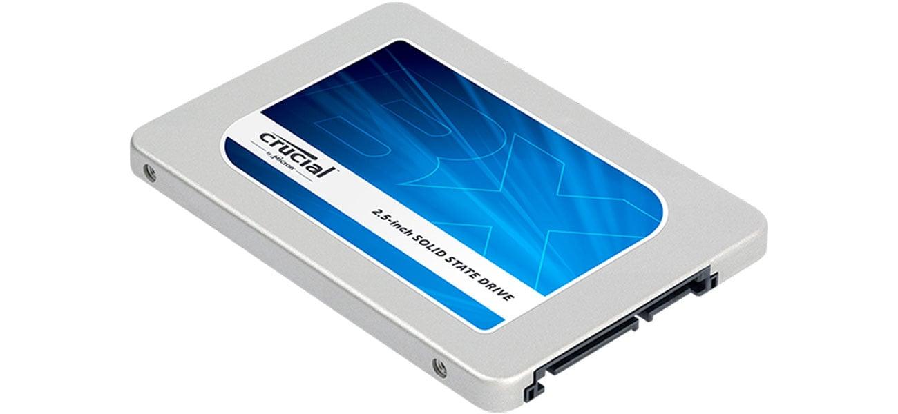 Dysk Crucial 240GB SATA SSD BX200 7mm Nawet 13x szybszy od zwykłego dysku twardego
