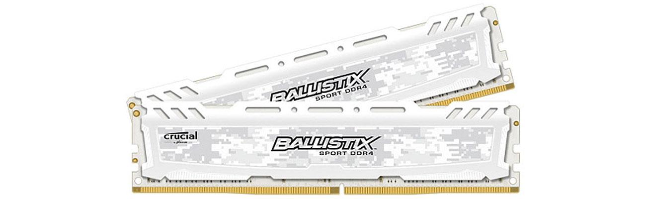 Pamięć RAM DDR4 Crucial Ballistix Sport LT CL16