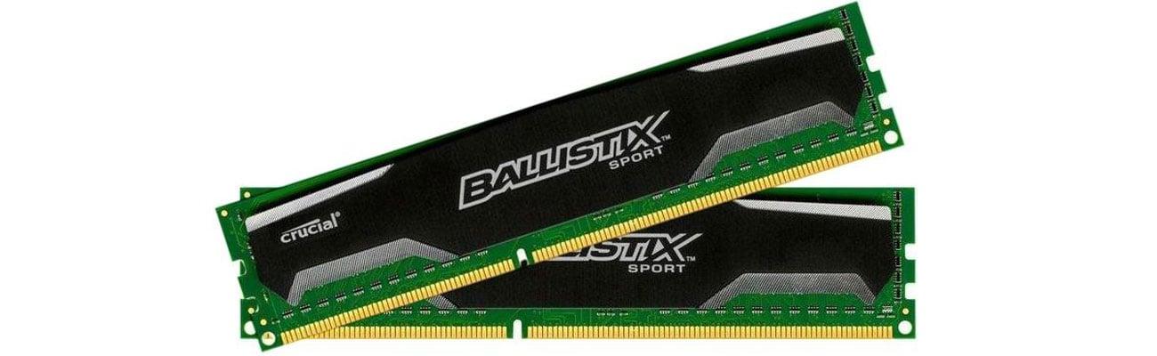 Pamięć RAM Crucial Ballistix Sport