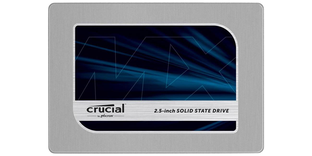 Dysk Crucial 500GB SATA SSD MX200 7mm Nawet 13x szybszy od zwykłego dysku twardego