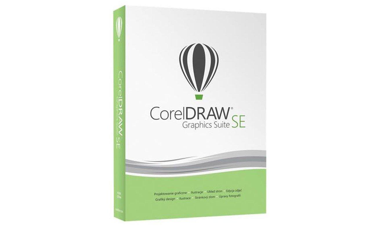 CorelDRAW Graphics Suite X7 Special Edition nowości i ulepszenia