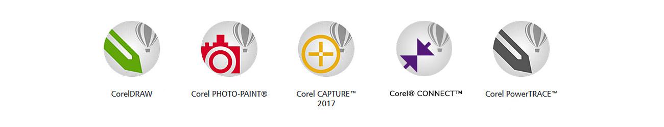 CorelDRAW Graphics Suite X7 Special Edition zestaw aplikacji