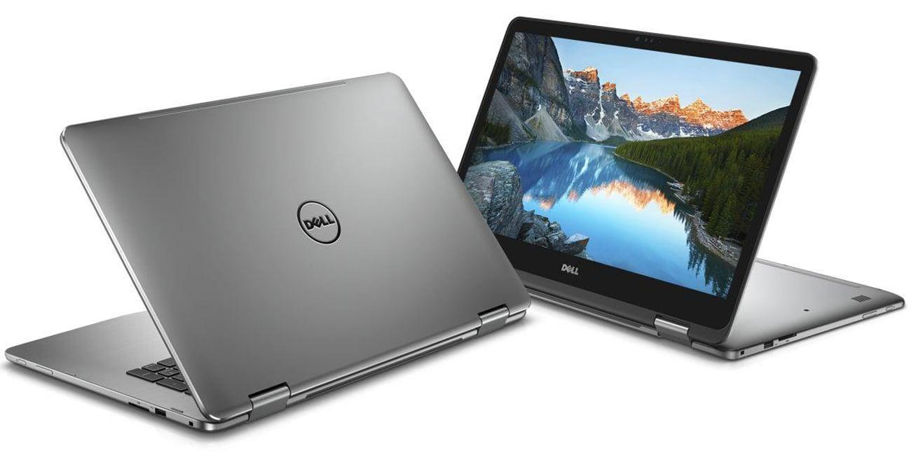 Dell Inspiron 7773 Komfort podczas pracy