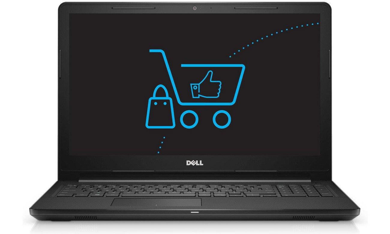 Dell Inspiron 3567 laptop z 15 ekranem