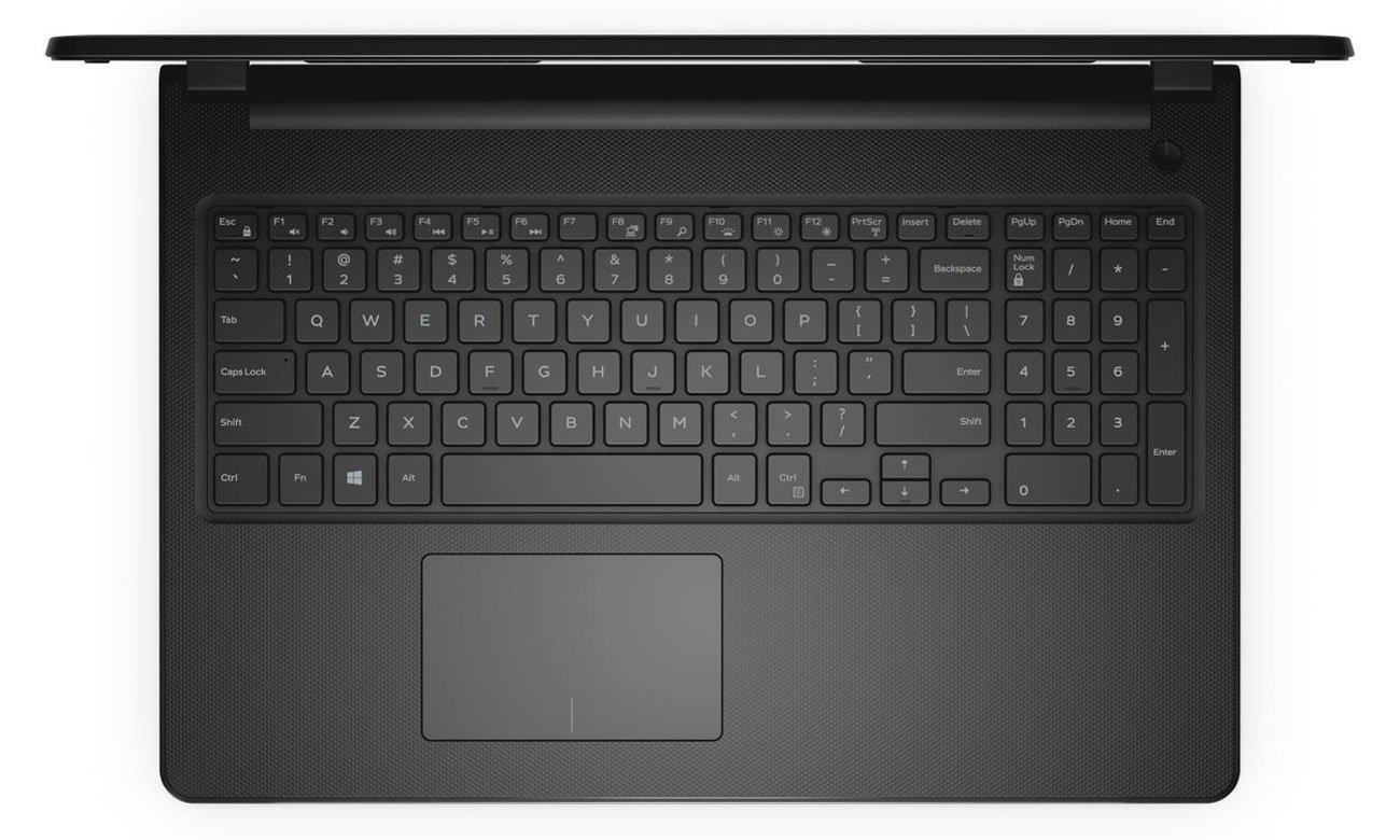 Dell Inspiron 3576 Smukła konstrukcja, wydajna bateria