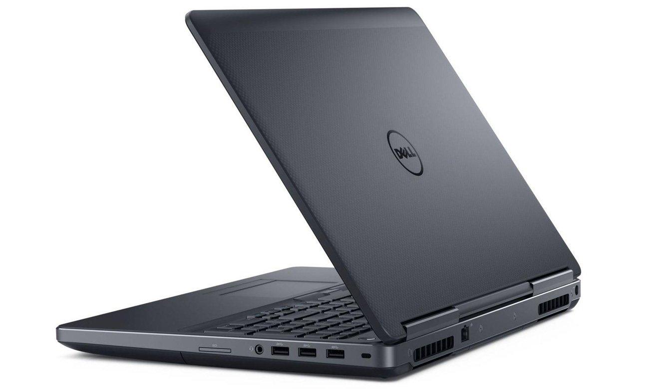 Dell Precision 7520 Integracja ze środowiskiem biurowym