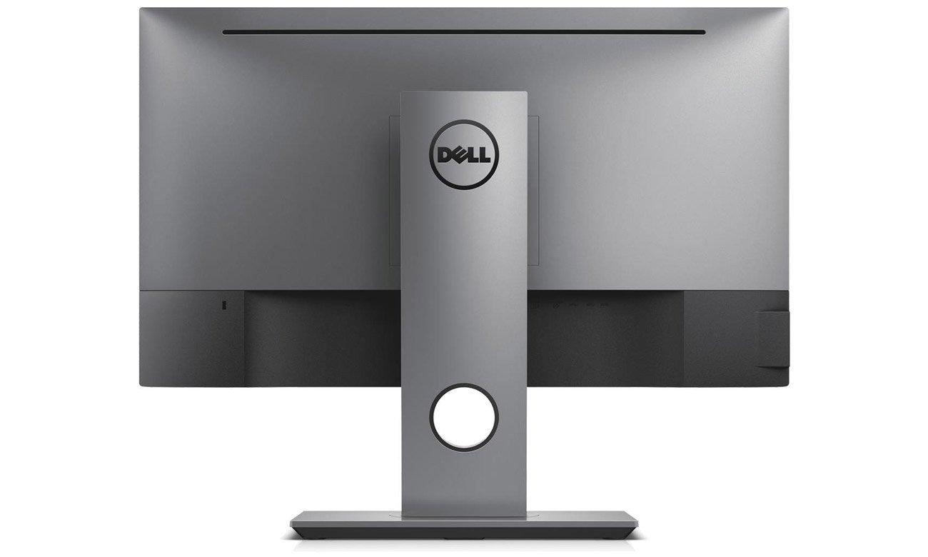 Dell U2717D InfinityEdge Monitor Niezawodność i komfort
