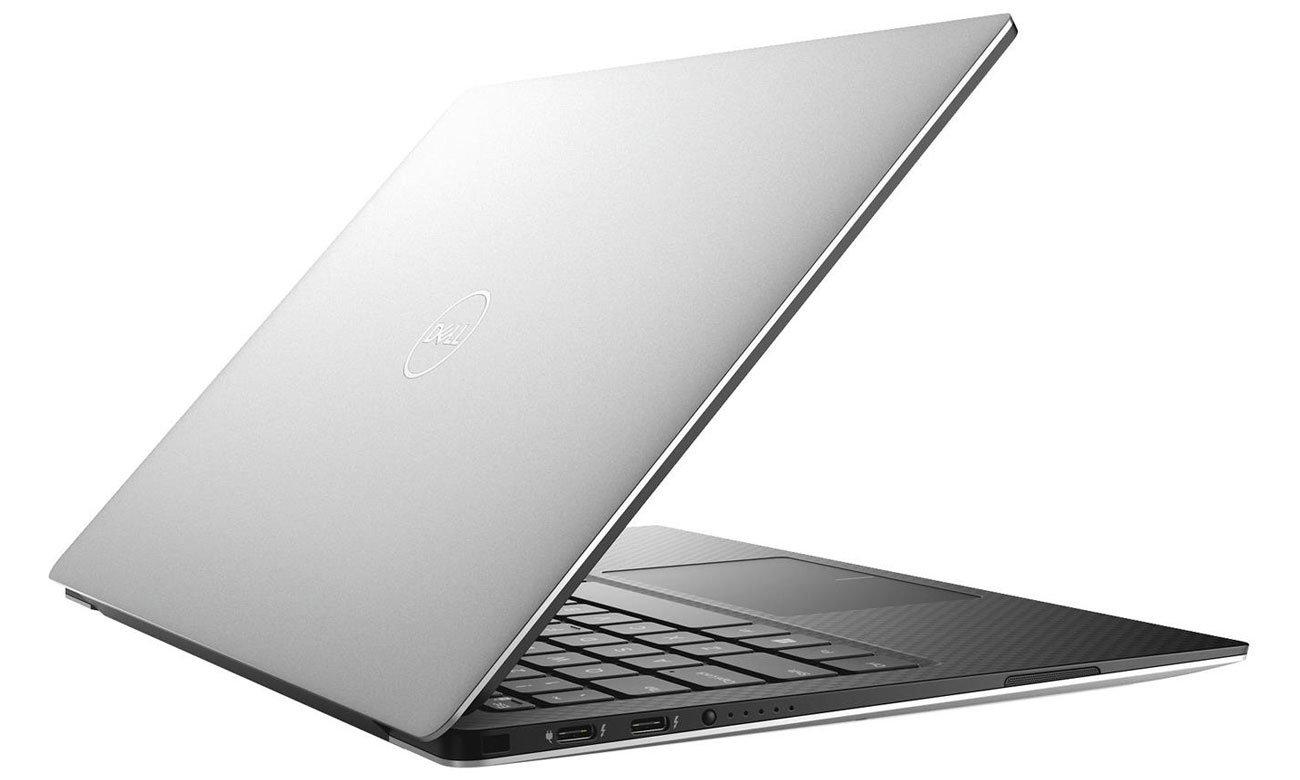 Ultrabook Dell XPS 13 Nowoczesna łączność thunderbolt 3