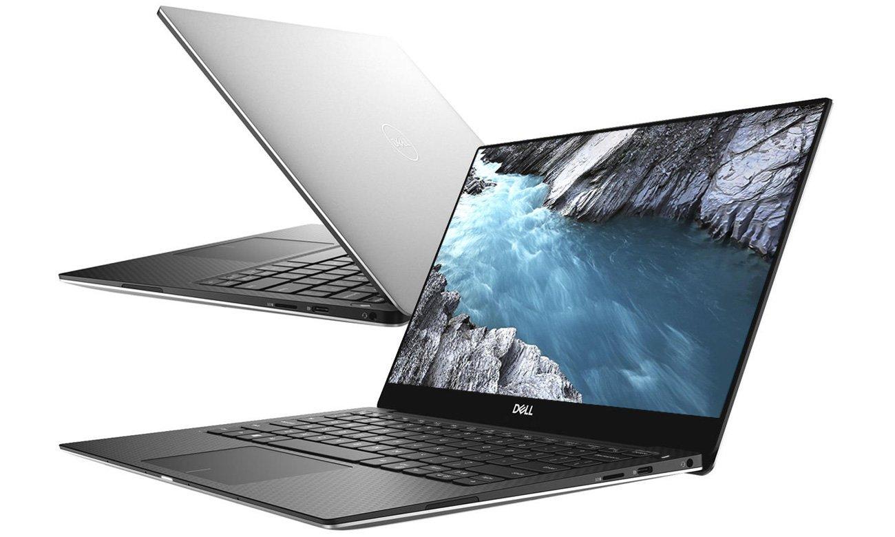 Ultrabook Dell XPS 13 Układ graficzny Intel UHD Graphics