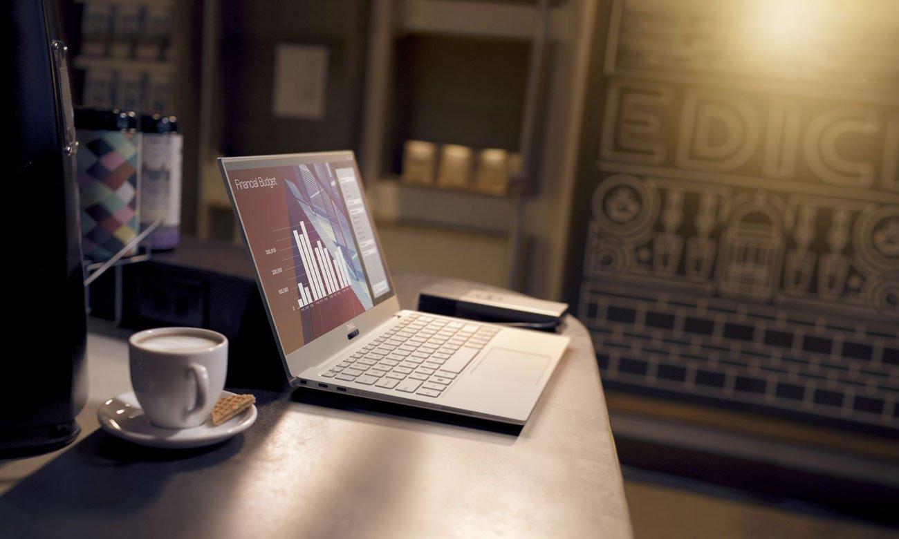 Ultrabook Dell XPS 13 Pierwszy notebook z izolacją cieplną GORE