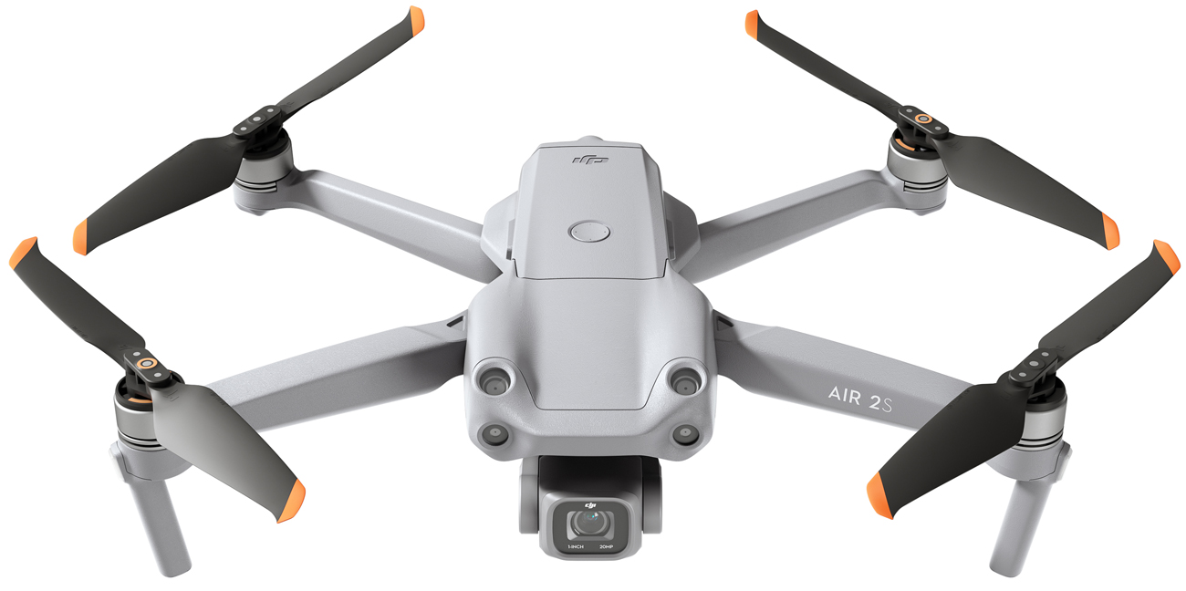 Plan ochrony DJI Care Refresh dla drona Air 2S (2 lata)