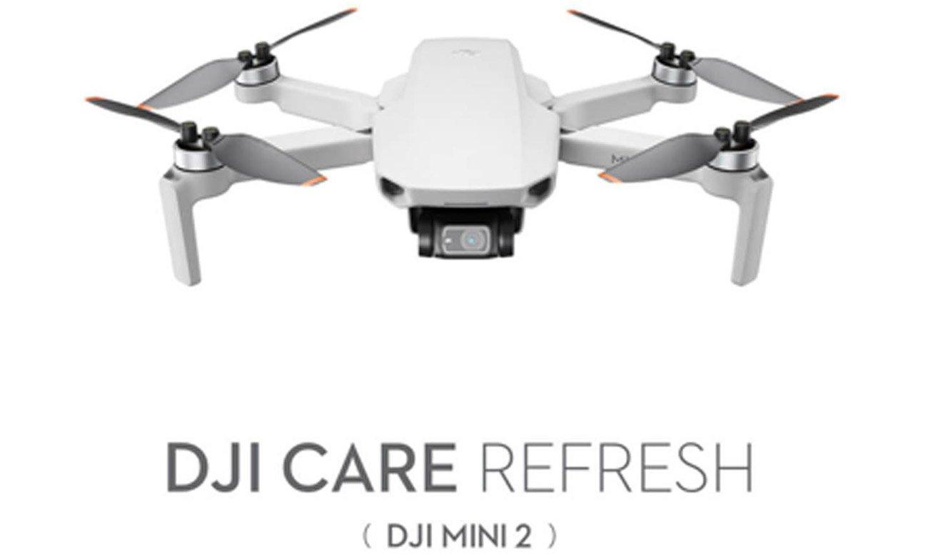 Ochrona serwisowa DJI Care Refresh dla drona Mini 2 (2 lata)