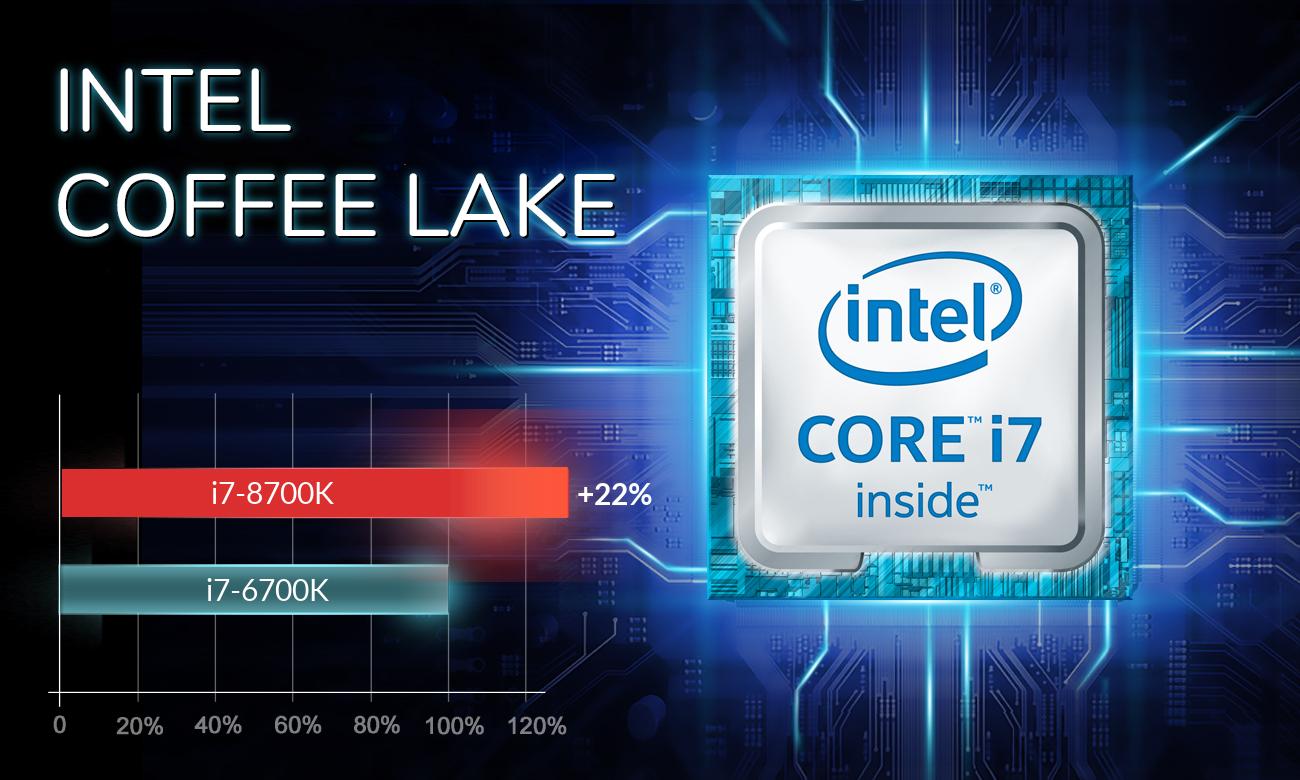 Dream Machines X1060 Intel Core i7-8700K