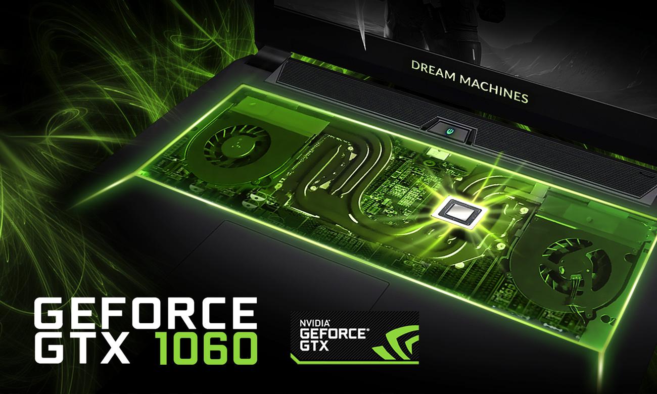Dream Machines X1060 GeForce GTX 1060