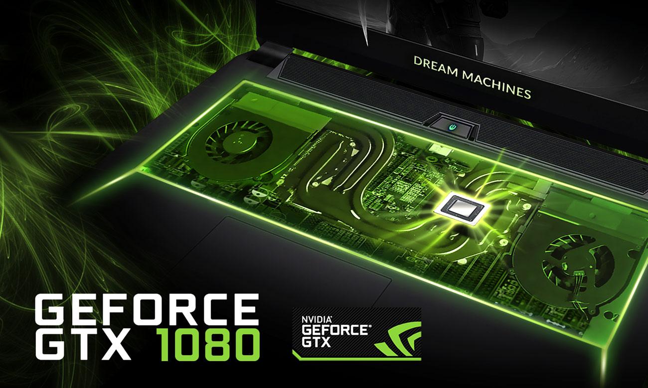 Dream Machines X1080-17PL27 GeForce GTX 1080