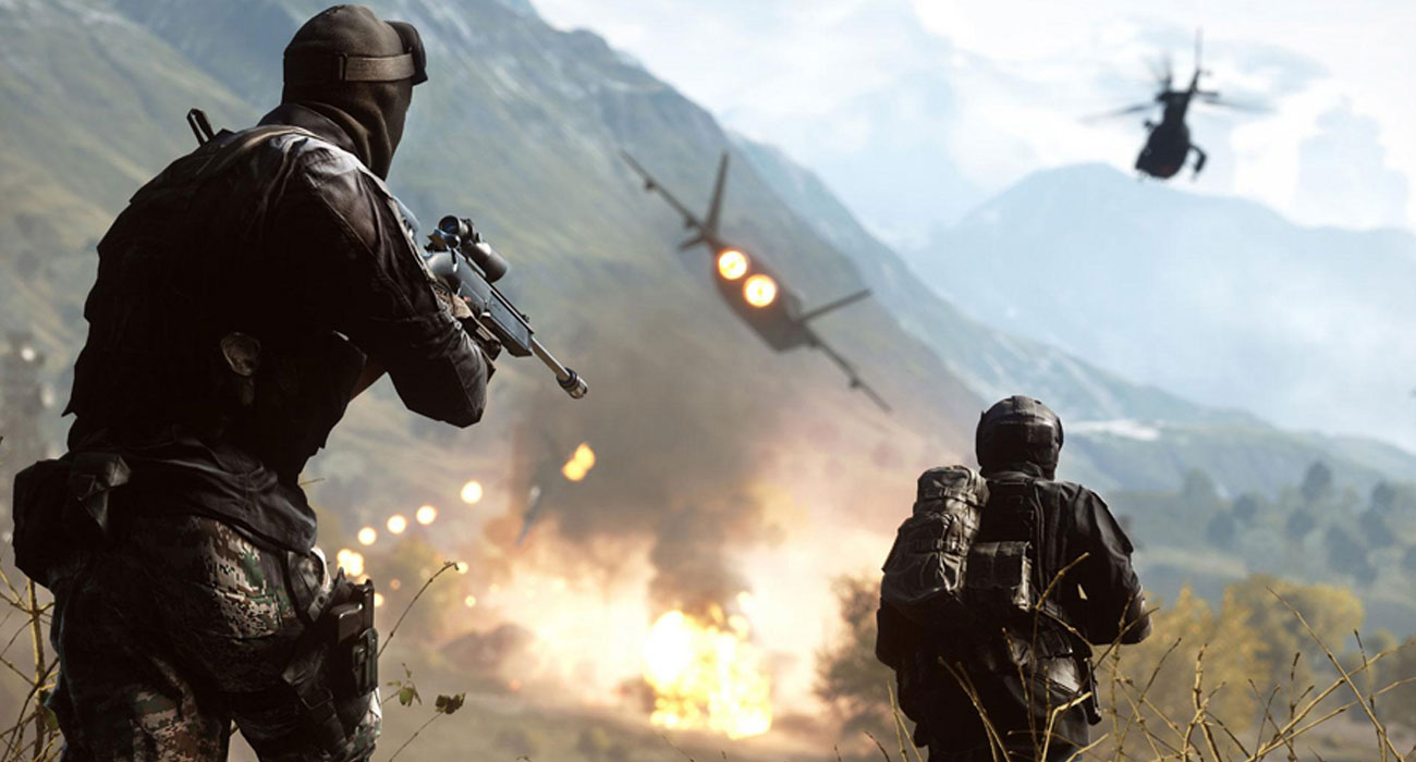 Battlefield 4 Tryb gry wieloosobowej