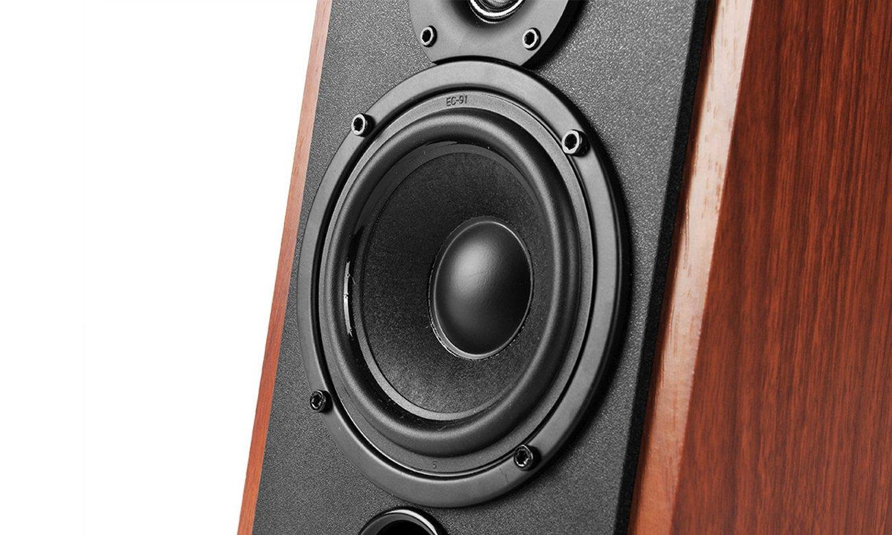 Edifier 2.0 R1700 Bluetooth Doskonała jakość dźwięku