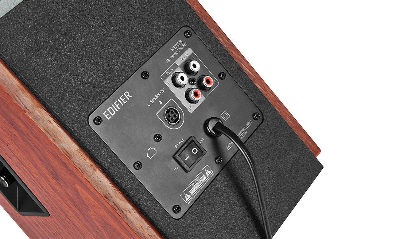 Edifier 2.0 R1700 Bluetooth Staranne wykończenie