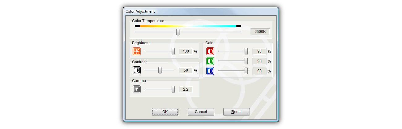 Eizo EV2750-BK EIZO Monitor Configurator
