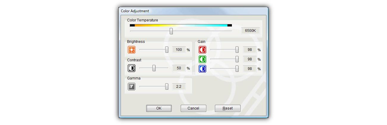 Monitor EIZO FlexScan EV2750 - EIZO Monitor Configurator