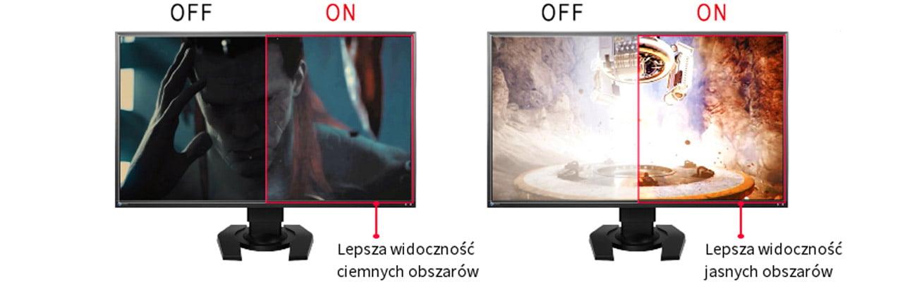 Eizo Foris FS2735-BK Smart Visibility Technologies