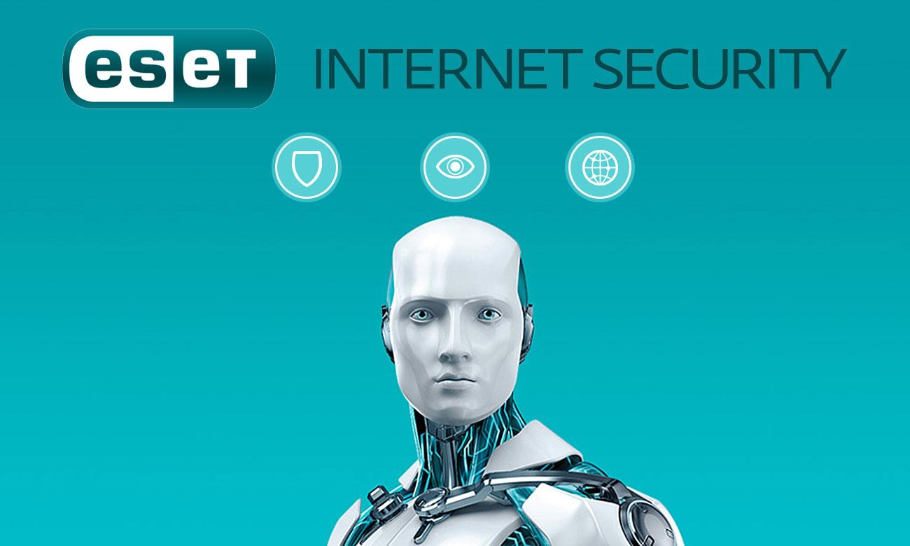 ESET Internet Security 2018 bezpieczne korzystanie z Internetu