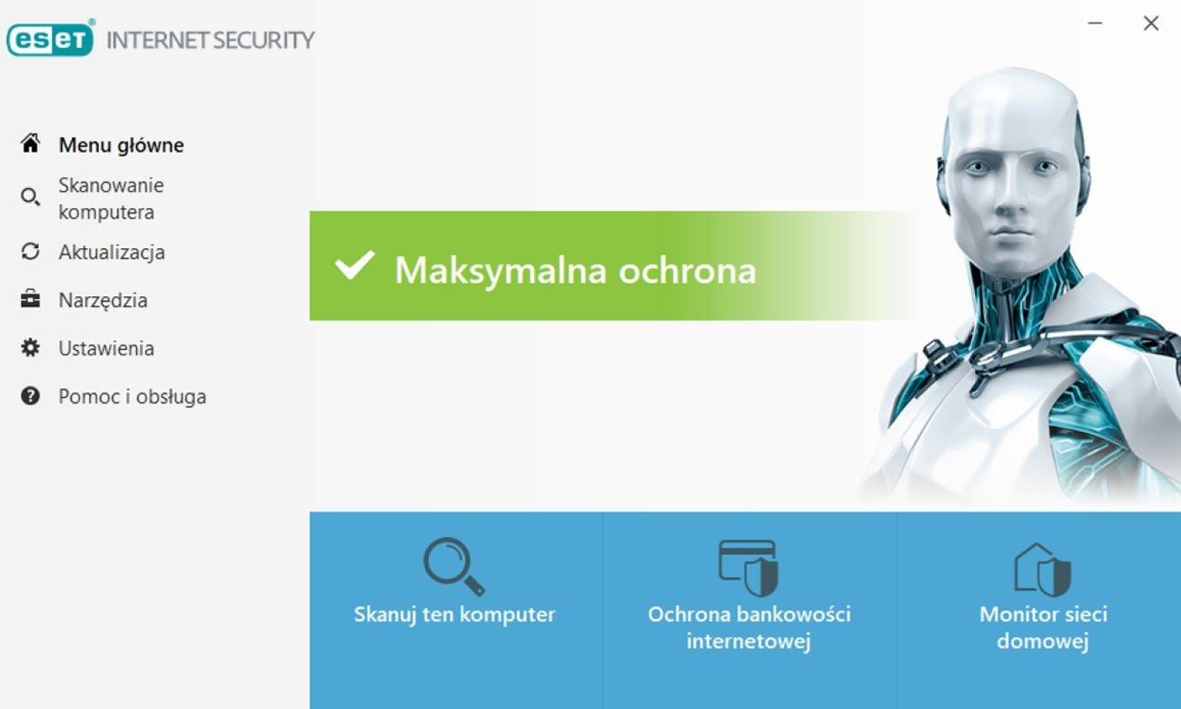 ESET Internet Security 2018 Chroń swoją prywatność