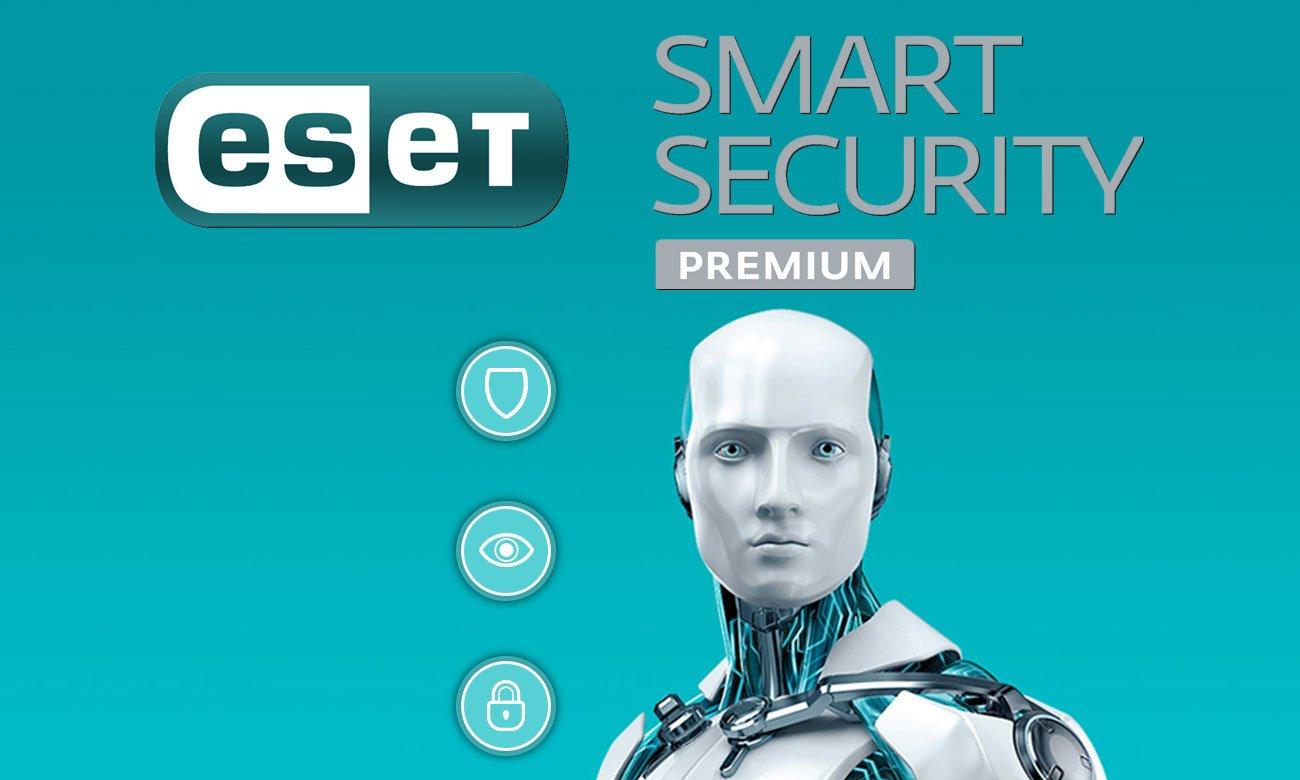 Eset Smart Security Premium Rozwiązania udoskonalane przez lata