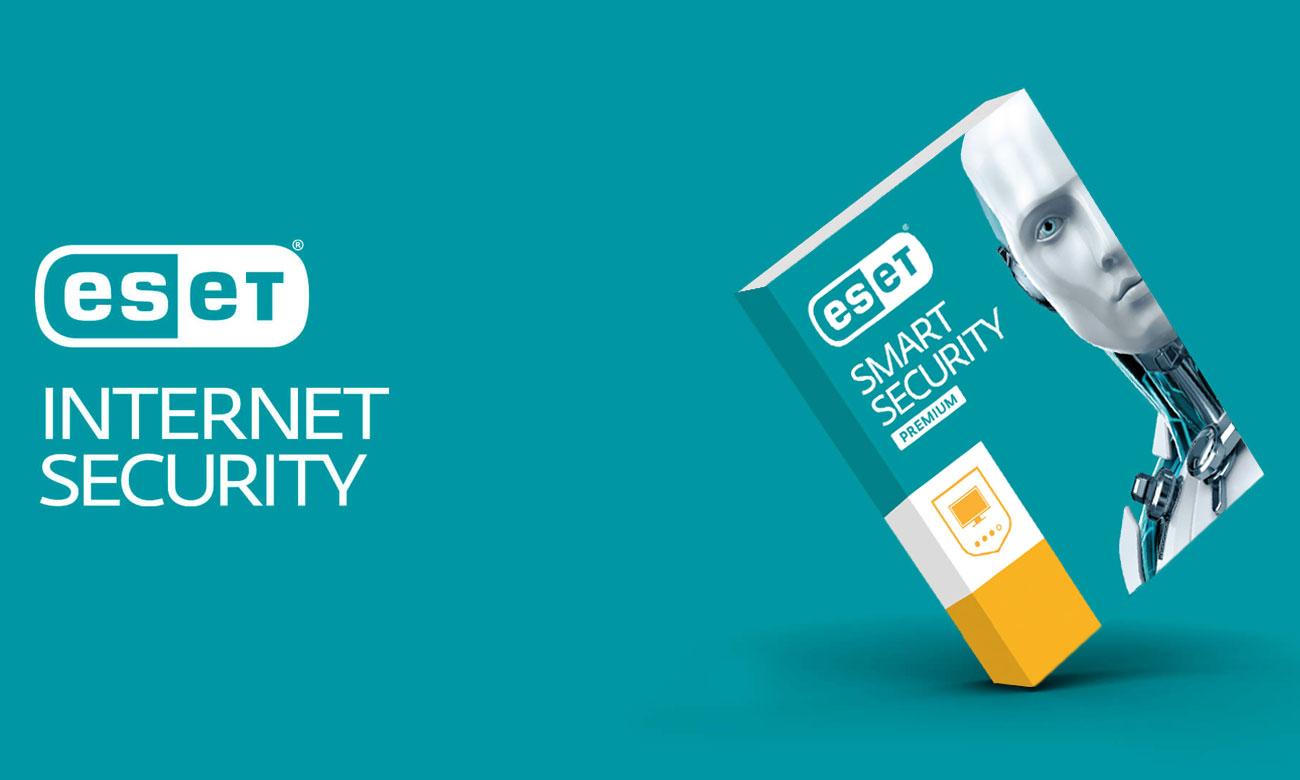 Eset Smart Security Premium Skuteczna ochrona podczas korzystania z Internetu