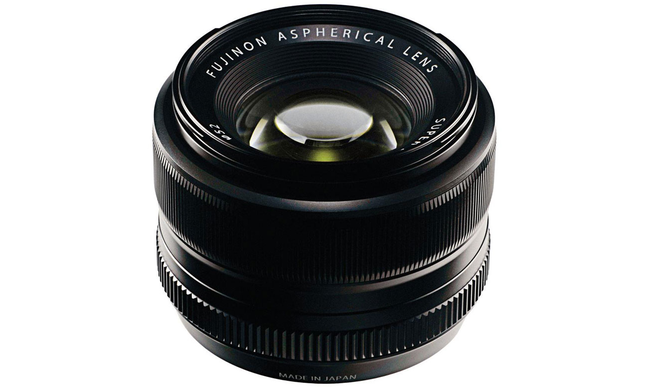Obiektyw Fujifilm Fujinon XF 35mm f/1.4 efekt bokeh