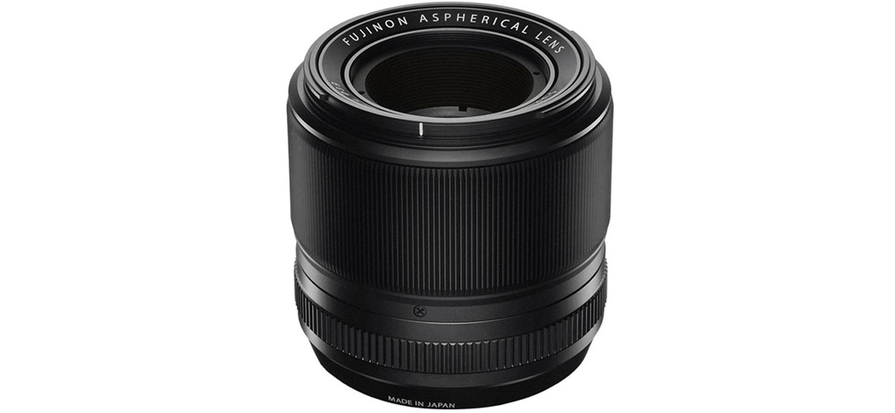 Obiektywy stałoogniskowy Fujifilm Fujinon XF 60mm f/2.4 R MACRO