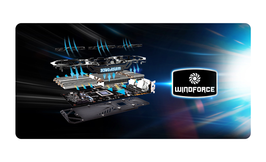 Karta graficzna PCI-E Gigabyte GeForce GTX970 Gaming G1 - Windforce 3X