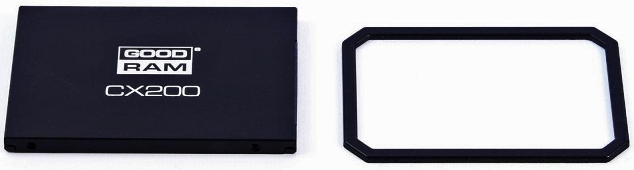 Dysk SSD Goodram CX200 - uniwersalne rozwiązania