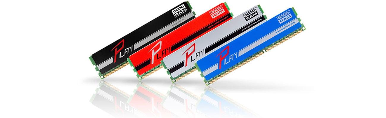Pamięć RAM DDR3 GOODRAM Play Radiatory