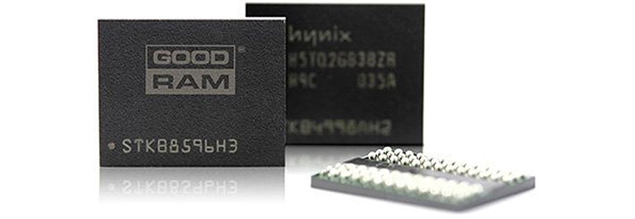 Pamięć RAM DDR3 GOODRAM Play jakość modułów