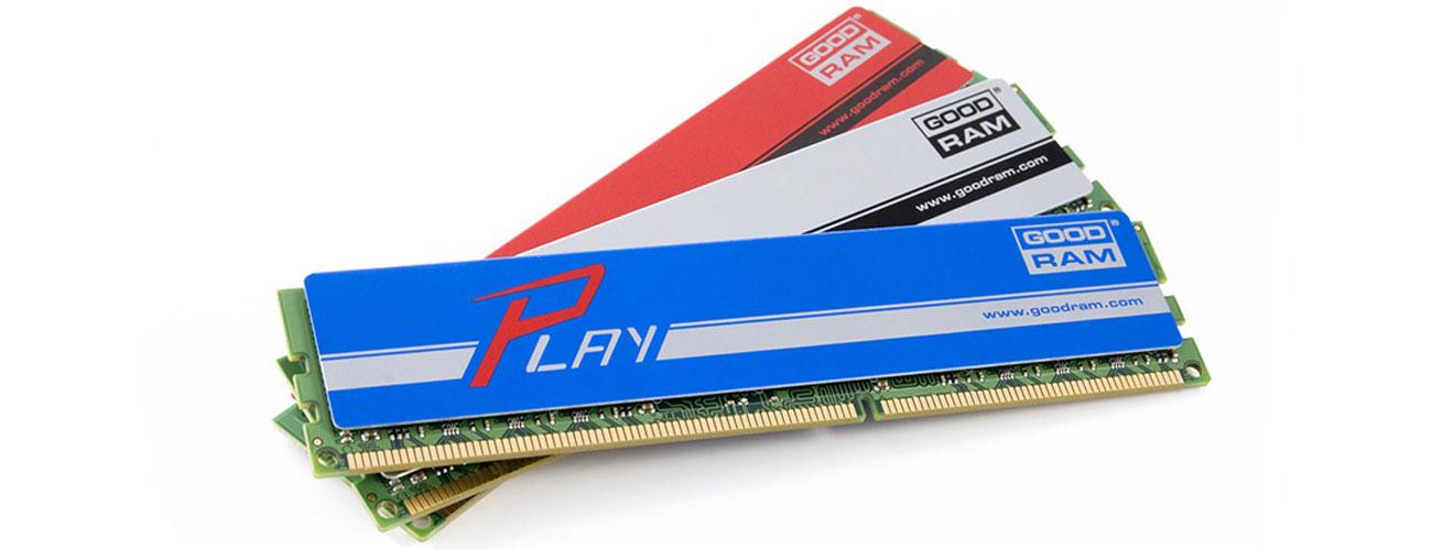 Pamięć RAM DDR3 GOODRAM Play Kontrola jakości