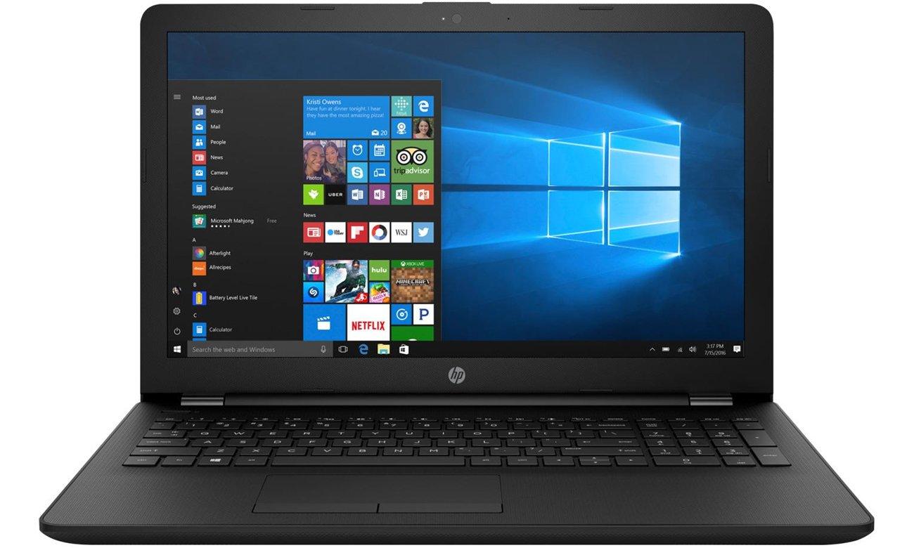HP 15 Przenośny i wydajny laptop