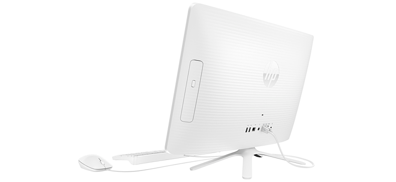 HP All-in-One - 22-b009nw Wyraźne wideorozmowy