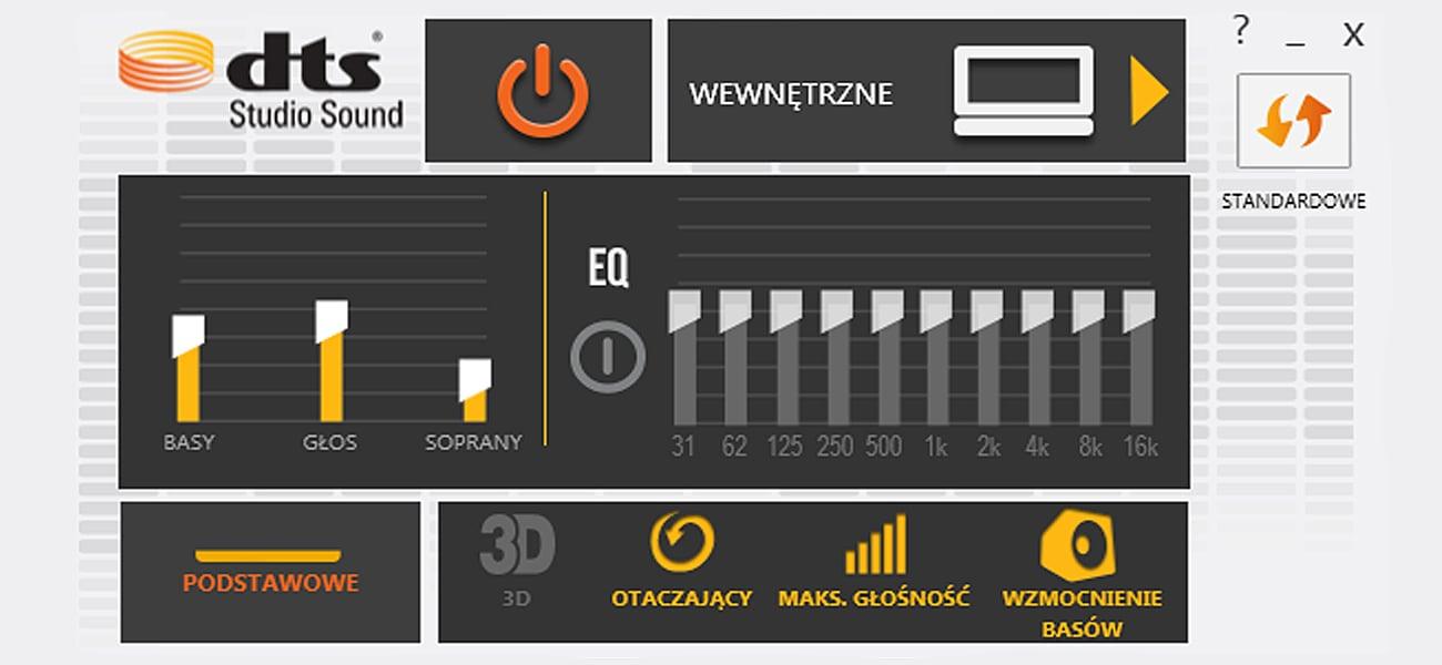 HP 250 G5 DTS Studio Sound