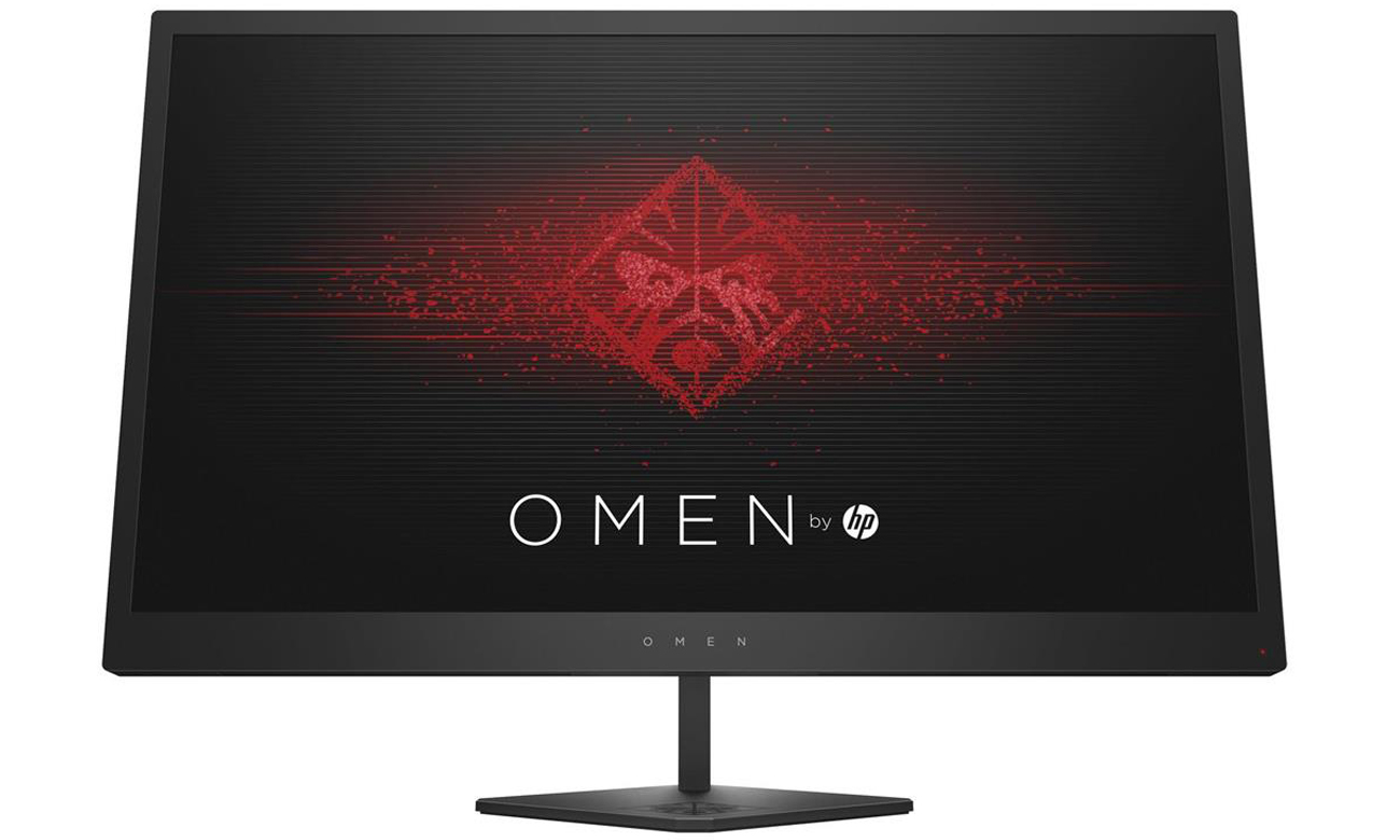 HP OMEN 25 Ekran Full HD 1080p