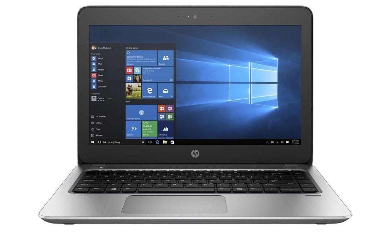 HP ProBook 430 układ graficzny intel HD graphics