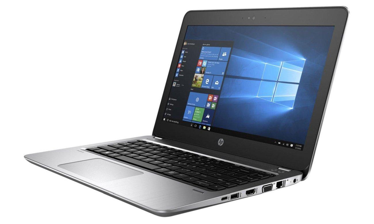 HP ProBook 430 elegancki wygląd wytrzymała konstrukcja wydajna praca