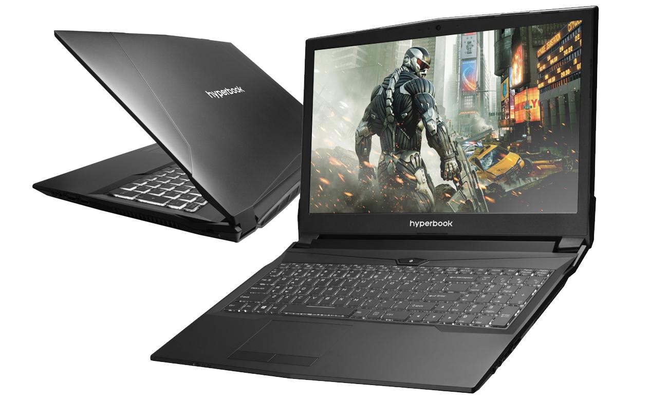 Hyperbook N85 chłodzenie, stabilność w najgorętszych bitwach