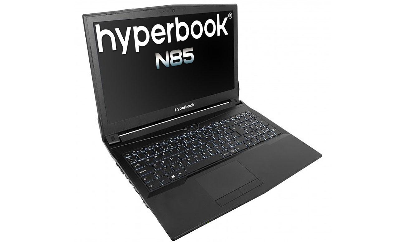 Hyperbook N85 Wysokiej klasy głośniki nowej generacji