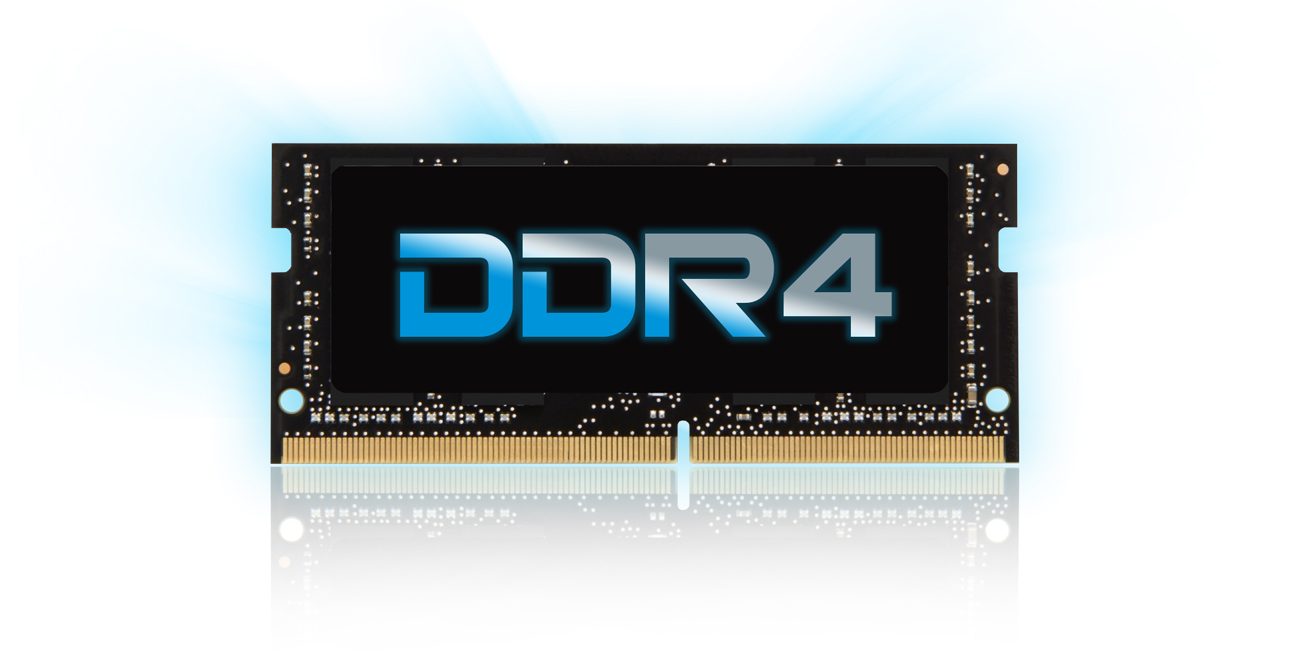 Hyperbook N85 Architektura pamięci RAM DDR4