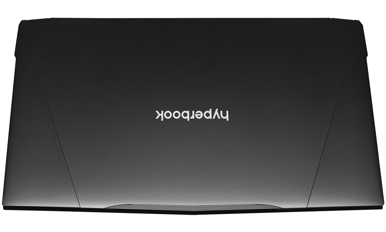 Hyperbook N85 Smukła, lekka i solidna konstrukcja