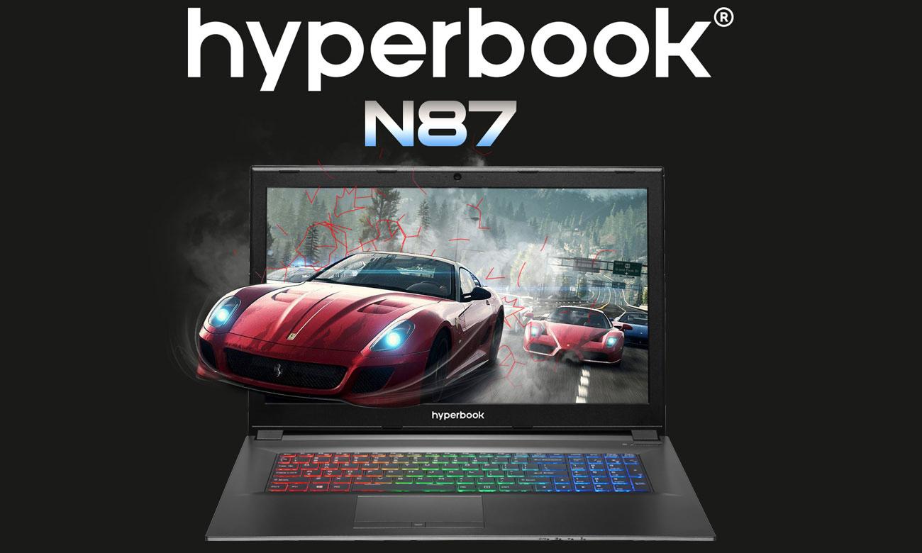 Hyperbook N87