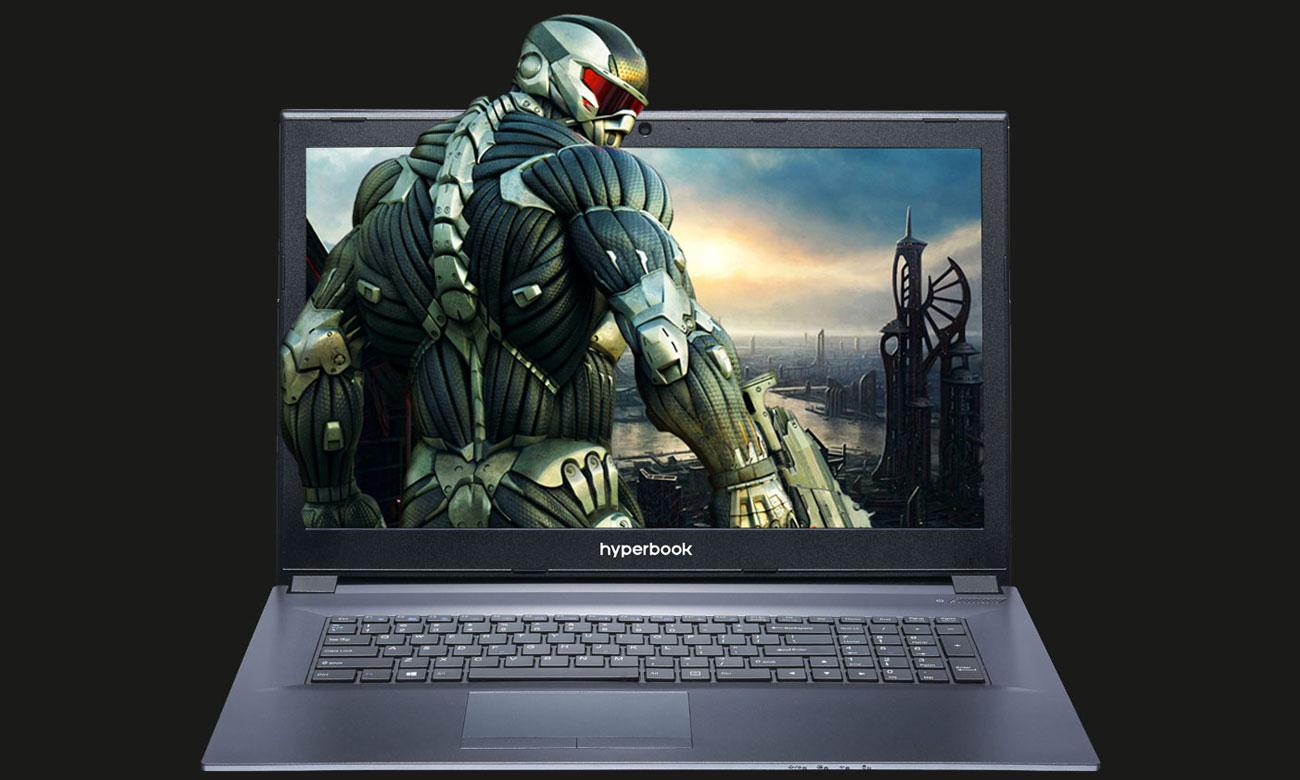 Hyperbook N87 GeForce GTX 1060